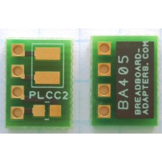 PLCC2 ADAPTER BOARD