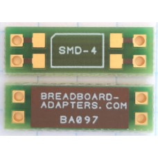 SMD4 adapter pcb