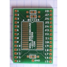 SOIC28 adapter
