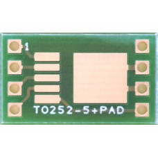 TO252-5-DIL-ADAPTER