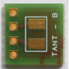 TANTALUM-B adapter board