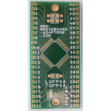 TQFP44 adapter board